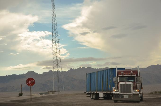 Desert Truck Stop