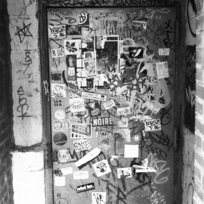 Door, Bleeker St.